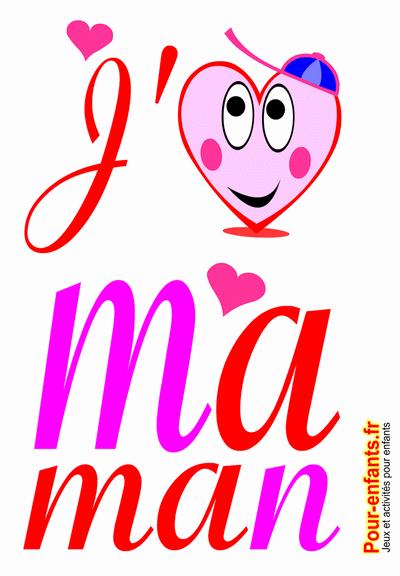 fête des mères dessin à imprimer coloriage fête des mamans